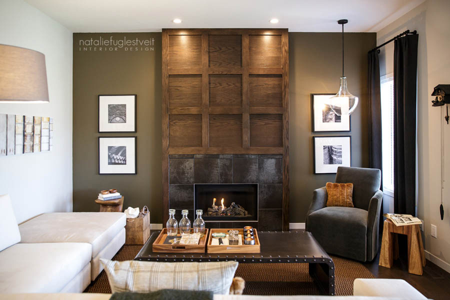 a modern bier haus interior by calgary interior designer. Black Bedroom Furniture Sets. Home Design Ideas