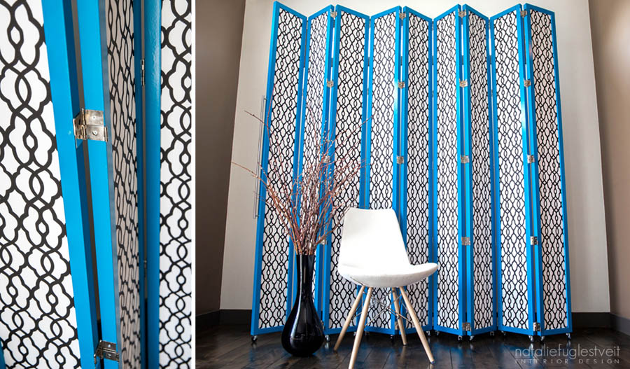 Not Just Any Screen 3 by Calgary Interior Designer