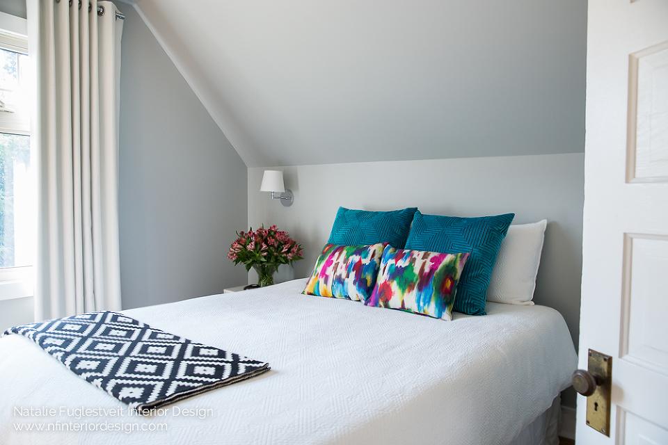 Converted Master Bedroom by Calgary Interior Designer 8