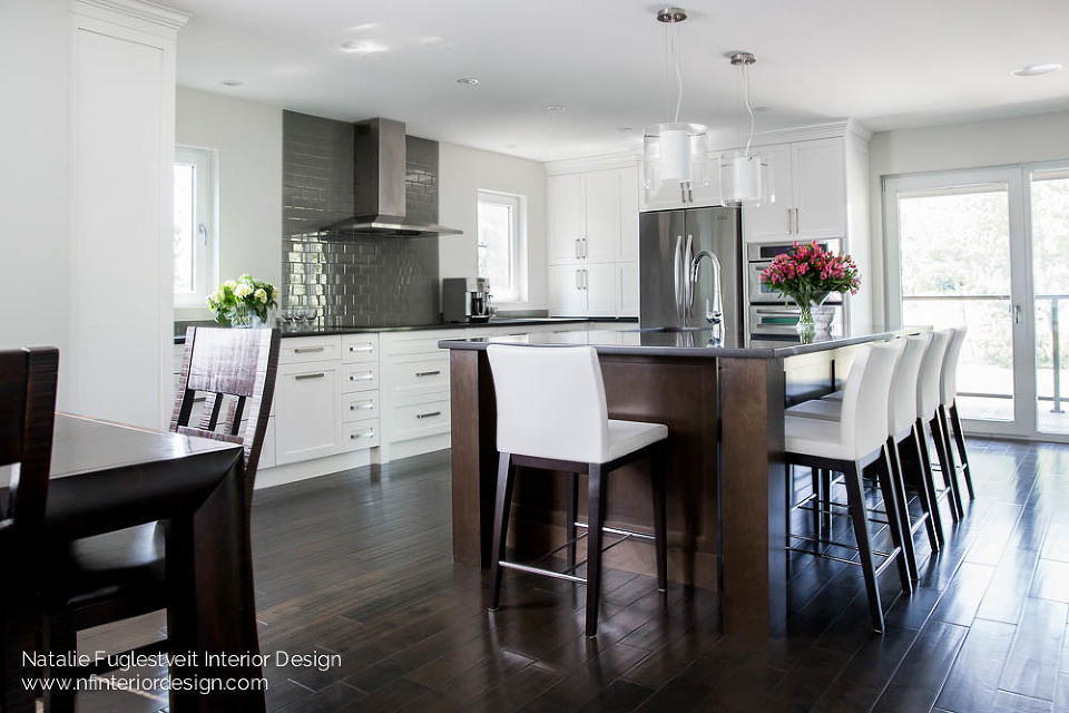 Relaxed & Refined Kitchen by Calgary Interior Designer 9
