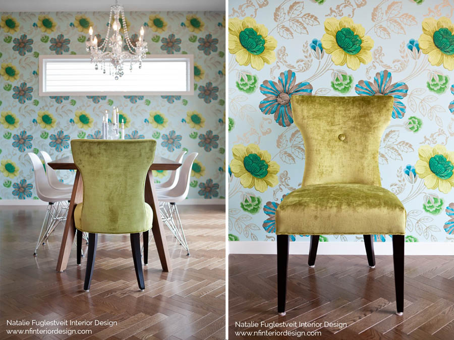 Designers Guild Amalienborg Wallpaper by Calgary Designer Wallpaper Supplier