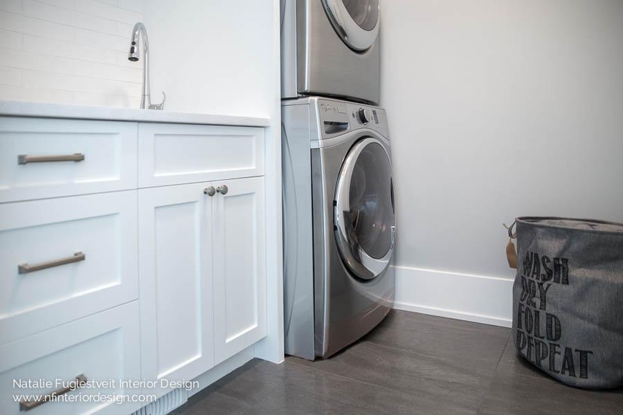 Laundry Haven by Calgary Interior Designer 1