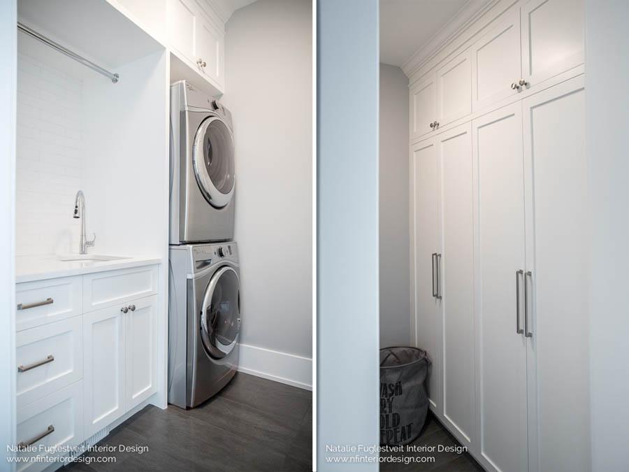 Laundry Haven by Calgary Interior Designer 4