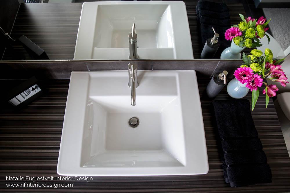 Bathroom Sinks Kelowna industrial bath design » natalie fuglestveit interior design