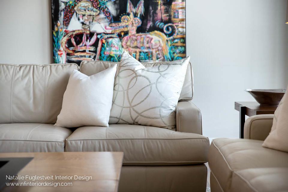 Enriched Curated Living Room Design Natalie Fuglestveit Interior