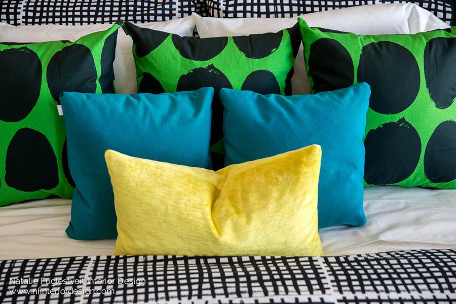 Street Mode Master Bedroom by Canadian Interior Designer, Natalie Fuglestveit Interior Design 5