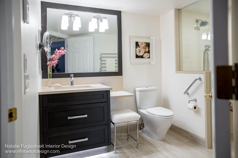 Bathroom Renovation For Seniors seniors friendly bathroom renovation – before + after » natalie