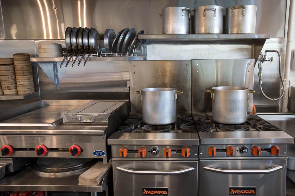 Dumpling lab restaurant design by natalie fuglestveit