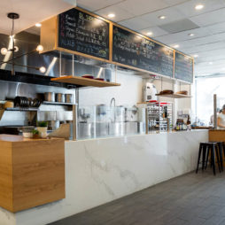 Dumpling Lab Restaurant Design