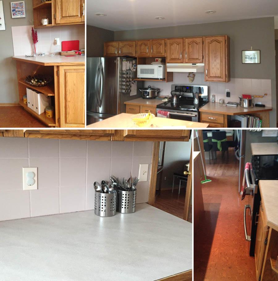 Kitchen Design Before And After Photo: Before + After Kitchen Renovation » Natalie Fuglestveit
