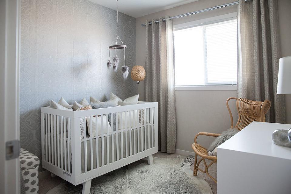 Organic Baby Room