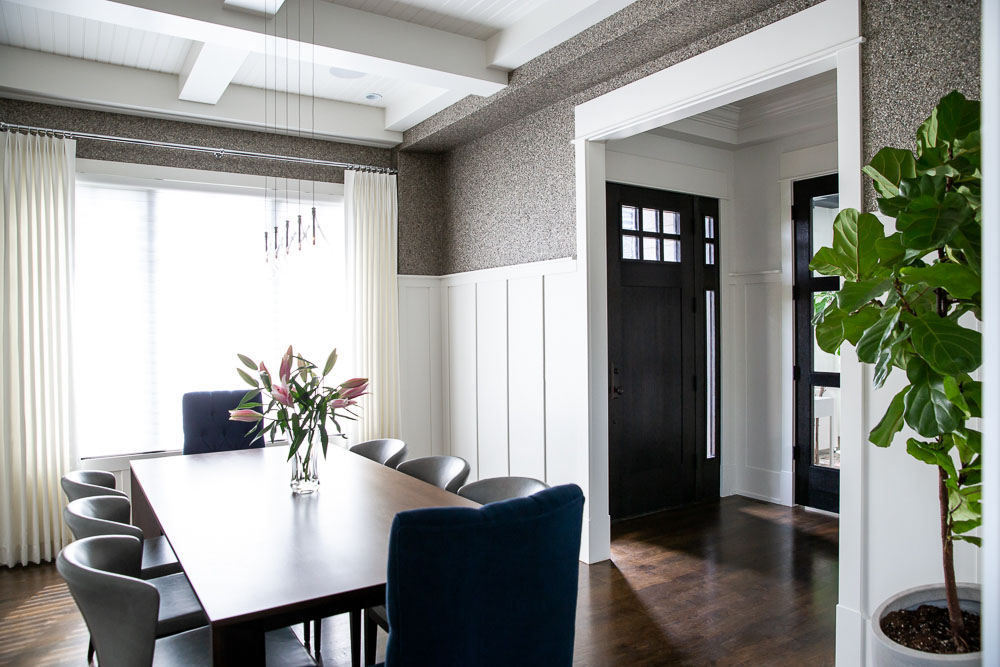 Luxe Interieur Design : Luxe dining room design by calgary and kelowna interior designer