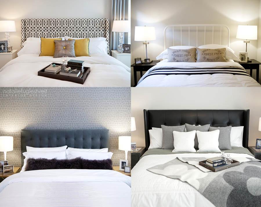 Modern Beds by Natalie Fuglestveit Interior Design