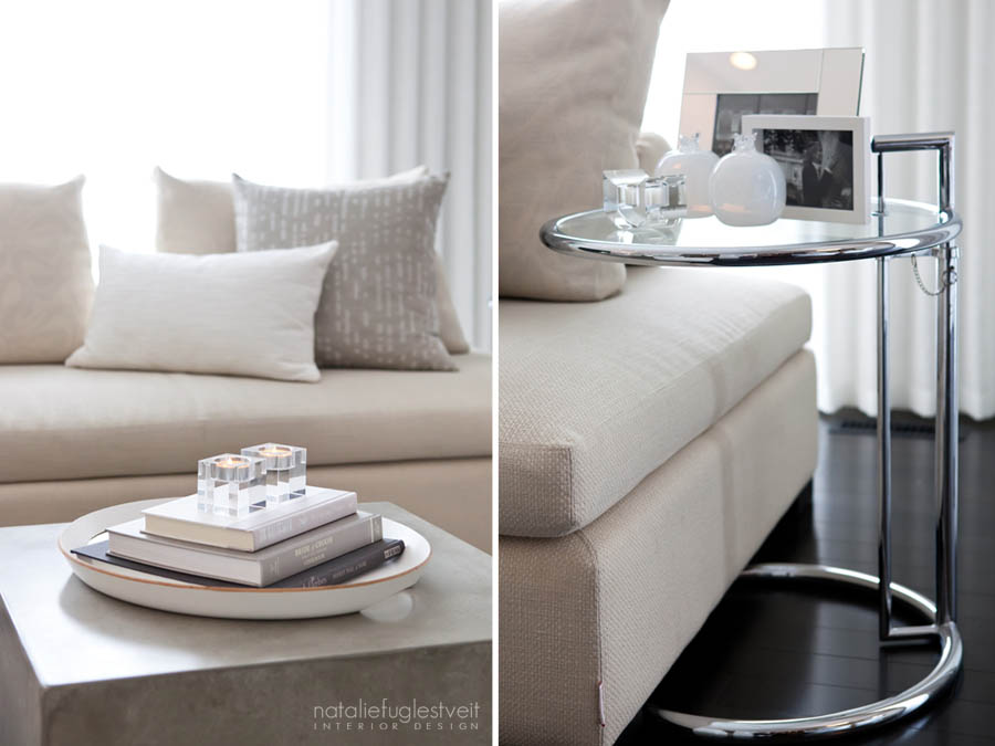 West Coast Modern Interior by Calgary Interior Designer