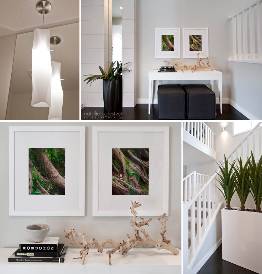West Cost Modern Interior by Calgary Interior Designer