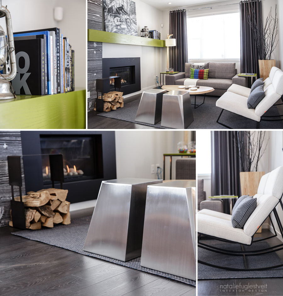 Extreme Indoors by Calgary Interior Designer