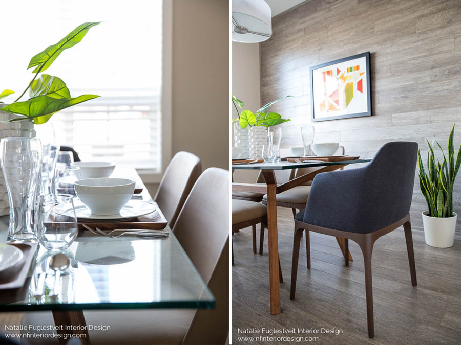 Haute Modern by Calgary Interior Designer