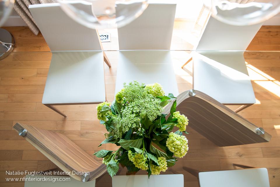 Dining in Spring by Calgary Interior Designer 3