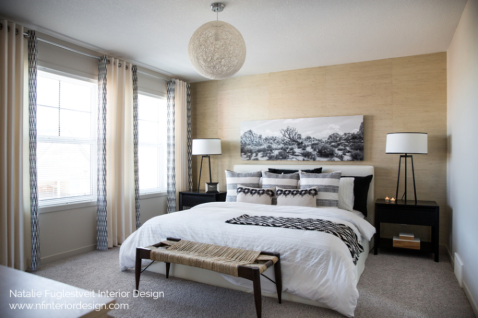 Tribal Style by Calgary Interior Design Firm