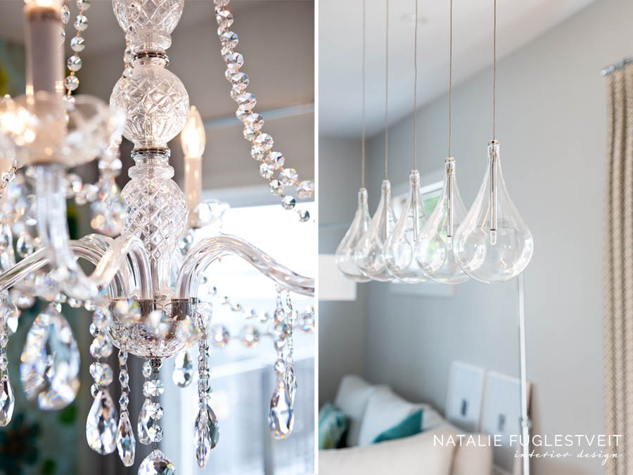 Lighting By Calgary Interior Designer