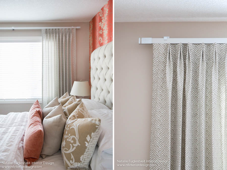 Custom Drapery & Window Treatments by Calgary Interior Designer6