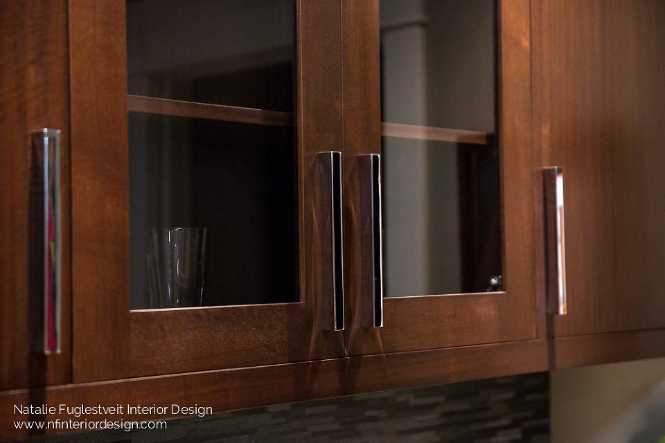 Elbow Park Basement Bar Design by Calgary Interior Designer