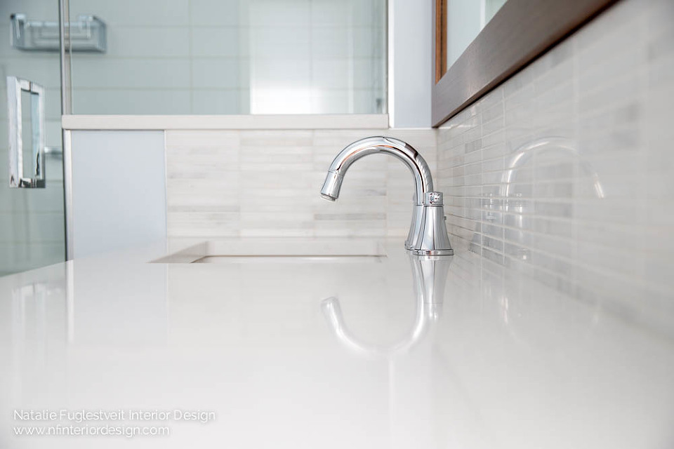 Bathroom Renovation by Calgary Interior Designer, Natalie Fuglestveit Interior Design 4