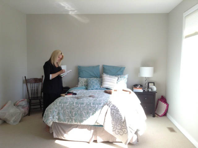 Before PHOTO Master Bedroom Makeover