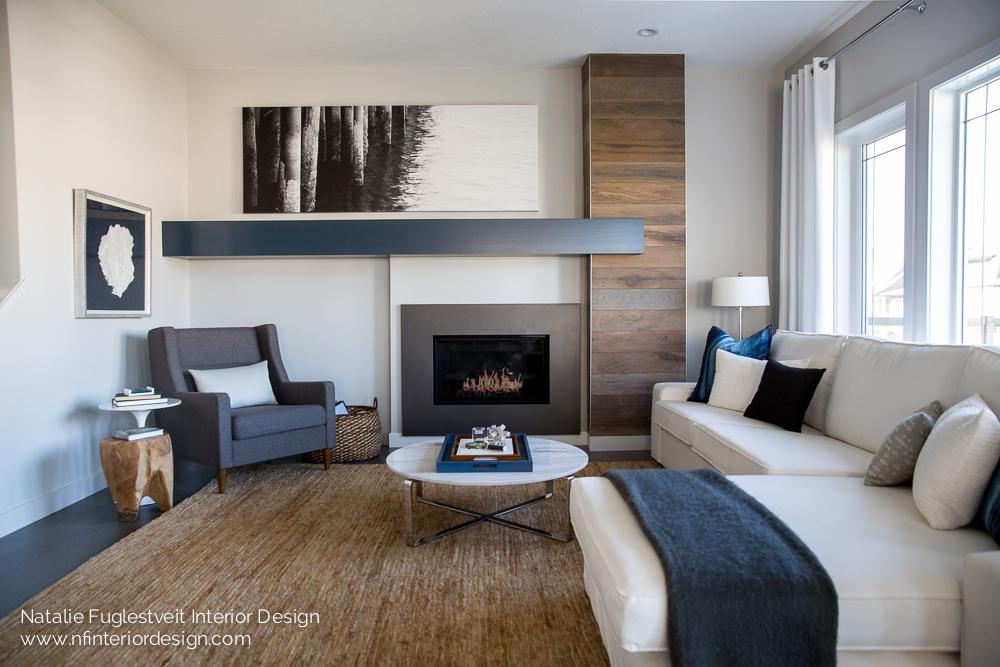 Nautical Interior Design by Canadian Interior Designer