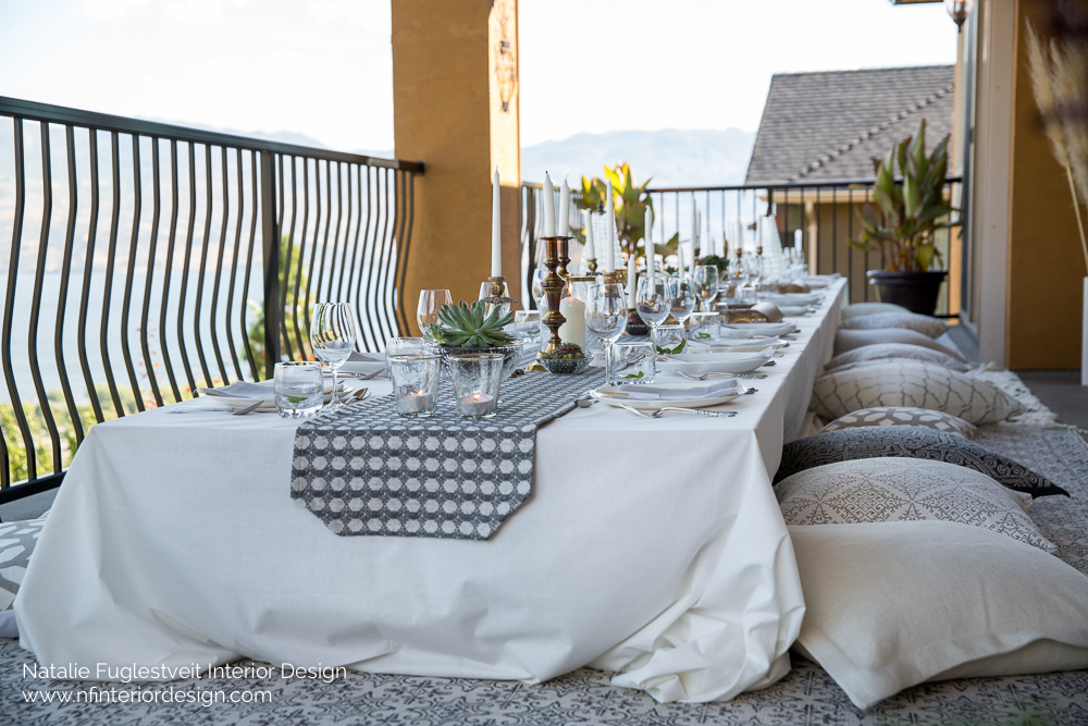 A Moroccan Dinner Party Design in Kelowna BC