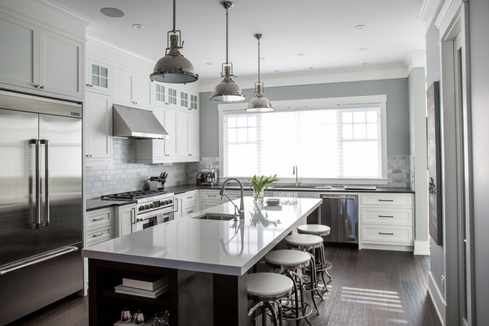 Custom Beautiful Kitchen Design by Natalie Fuglestveit Interior Design, Kelowna Interior Designer