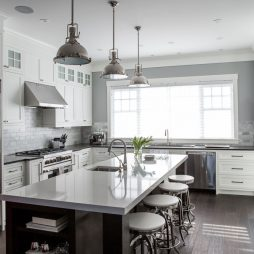 Custom Beautiful Kitchen Design by Natalie Fuglestveit Interior Design, Kelowna Interior Designer